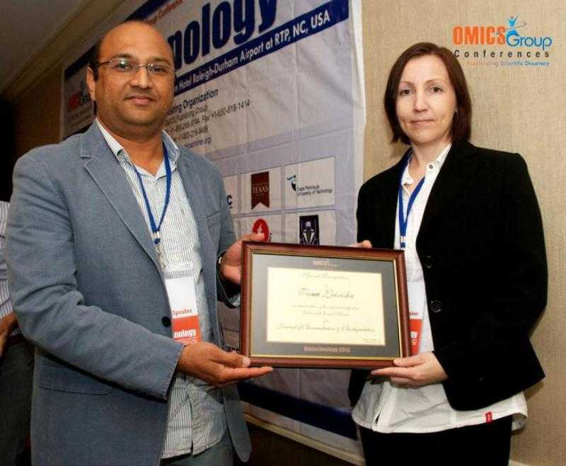 Sreenivas Rao Ravella | OMICS International