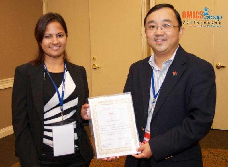 Xiangwu Zhang   OMICS International