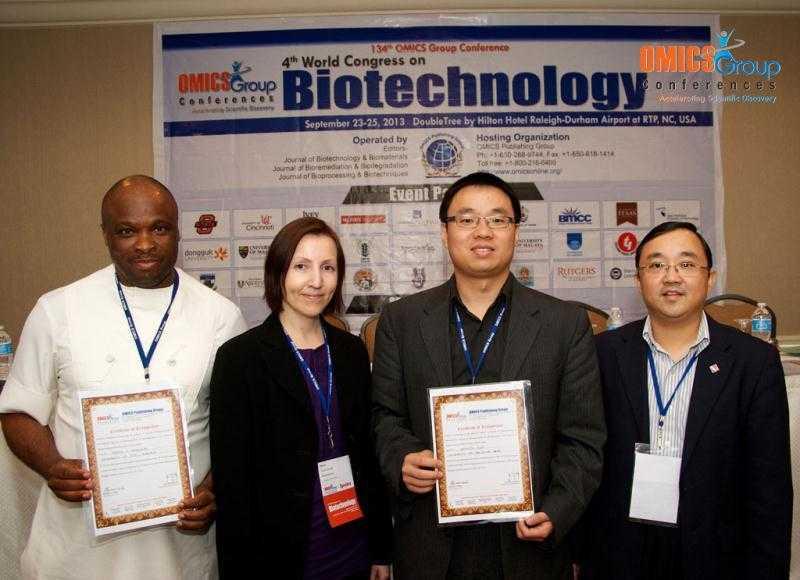 Wenjie Sun | OMICS International