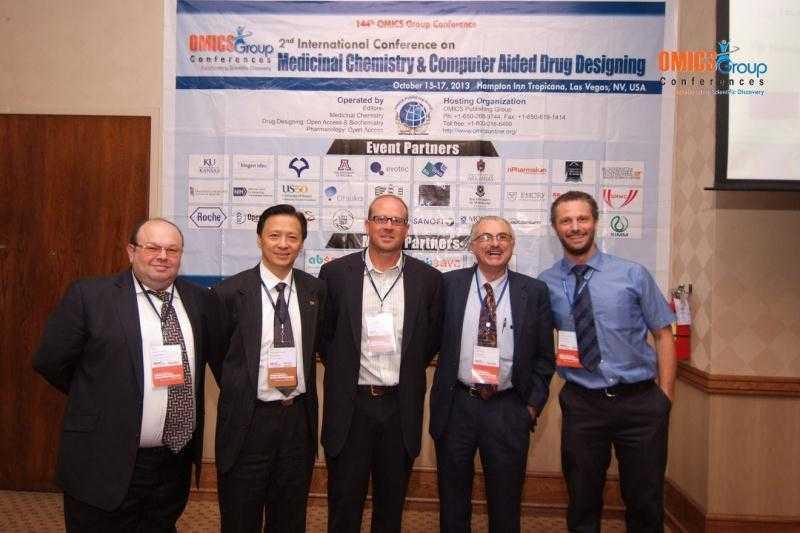 Victor J Hruby | OMICS International