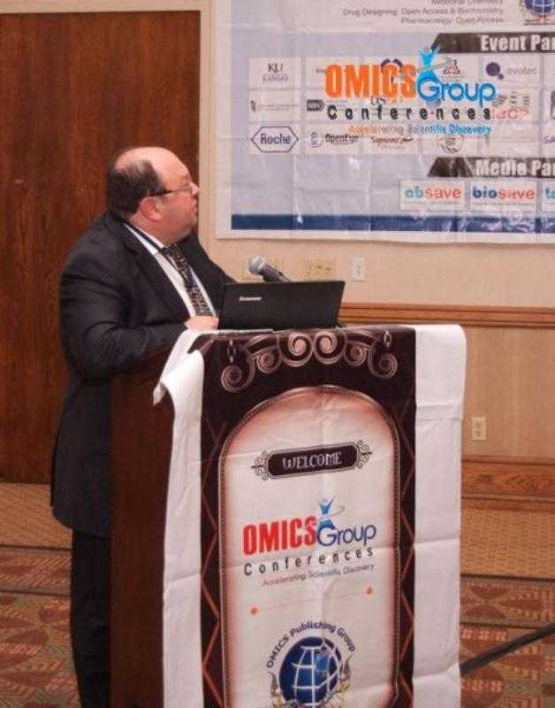 Alexander Heifetz | OMICS International