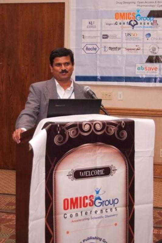 Seetharama D. Satyanarayanajois | OMICS International