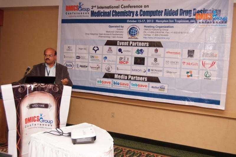 Kal Ramnarayan   OMICS International