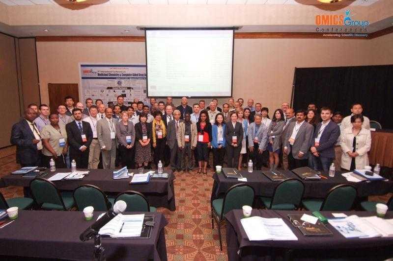 Cesar M Compadre | OMICS International