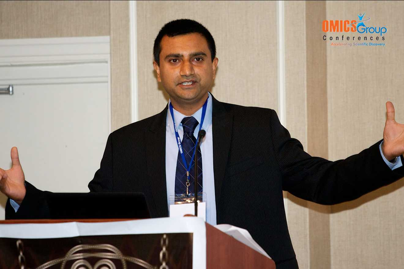 Sailesh Patel | OMICS International