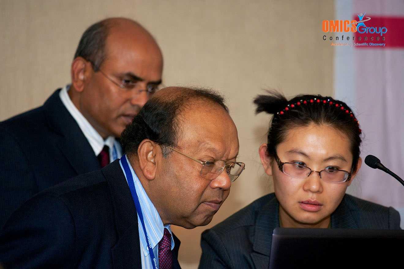 Sailesh Patel | OMICS International