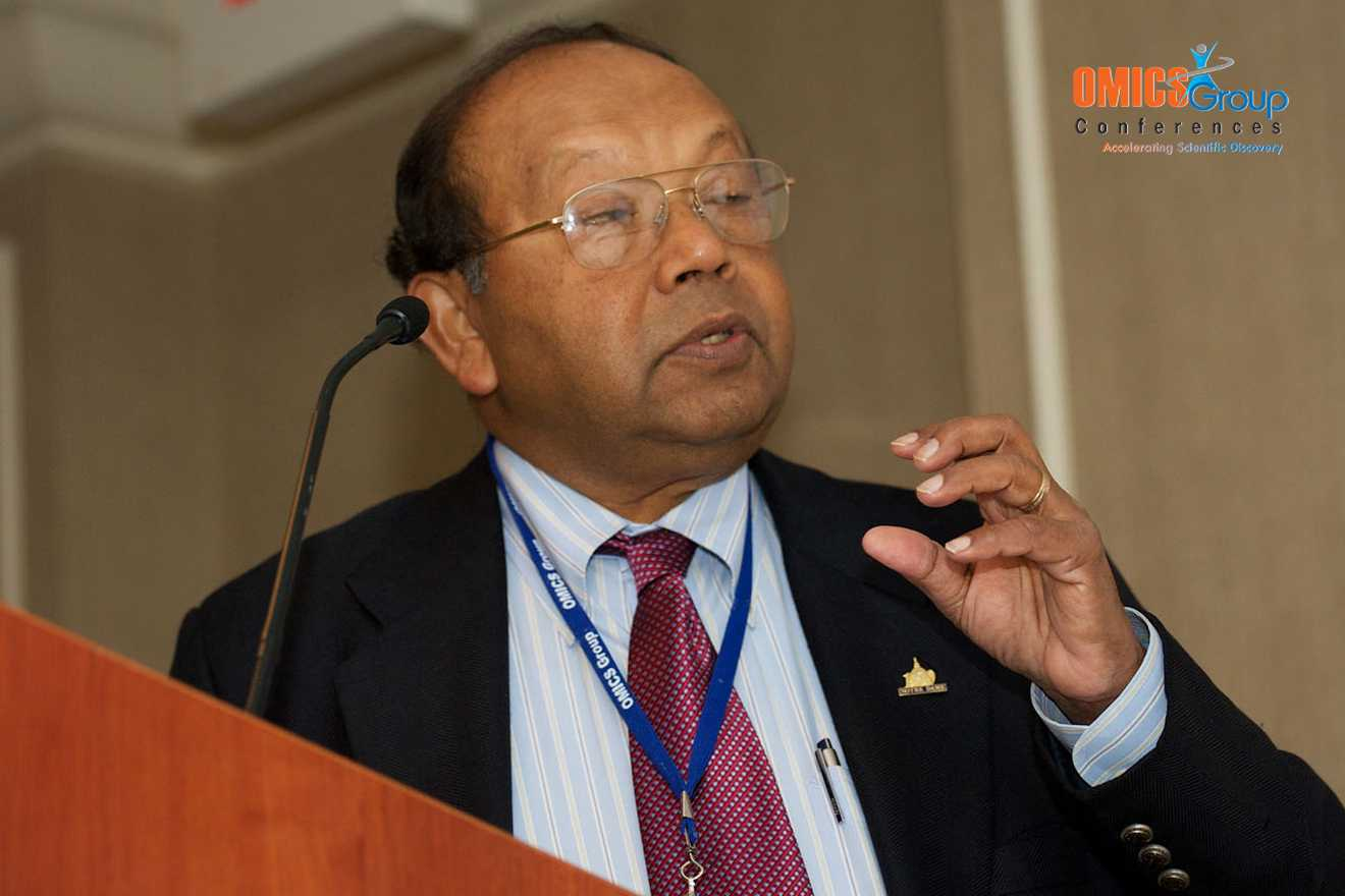 Subhash Basu | OMICS International