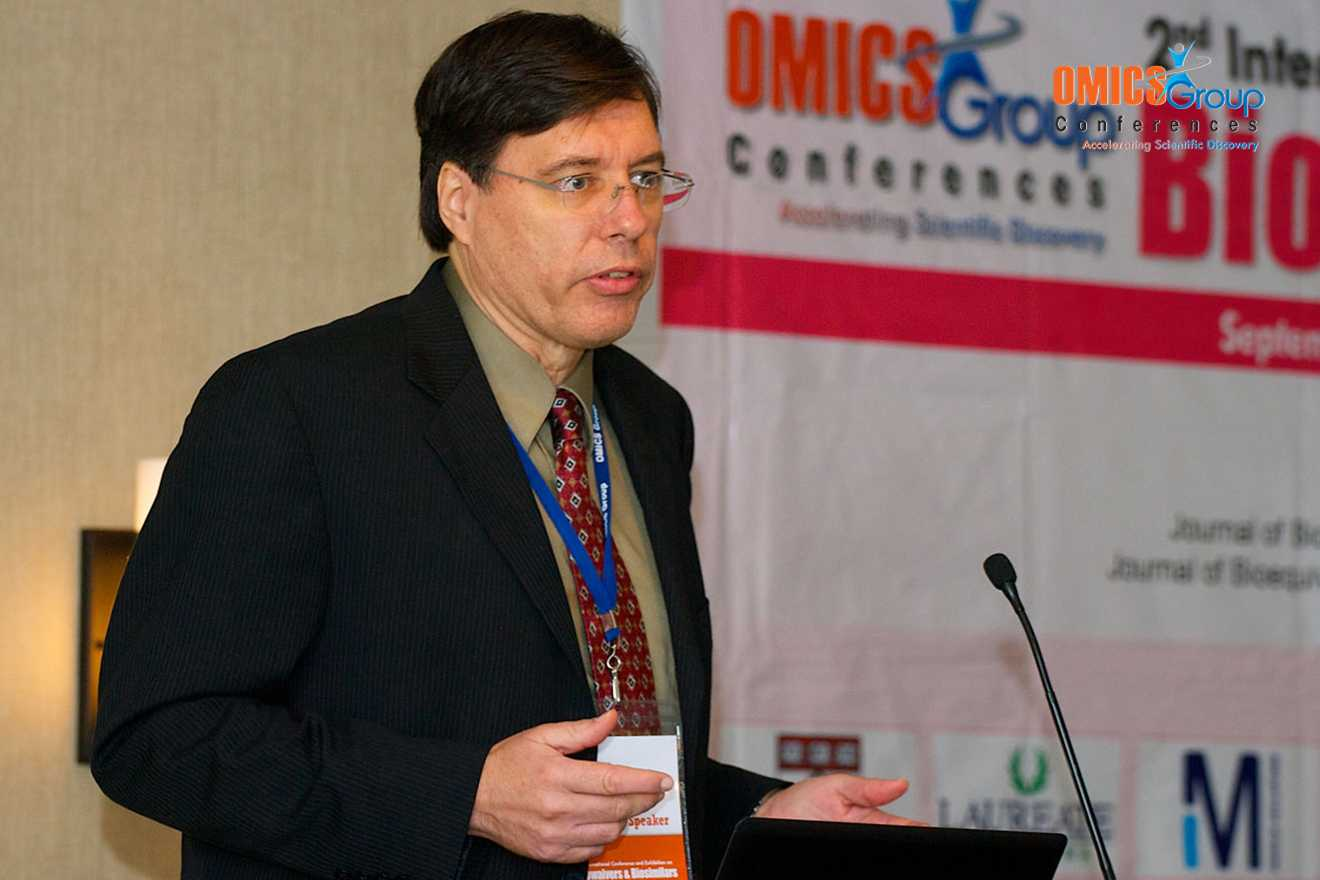 Russell Reeve | OMICS International