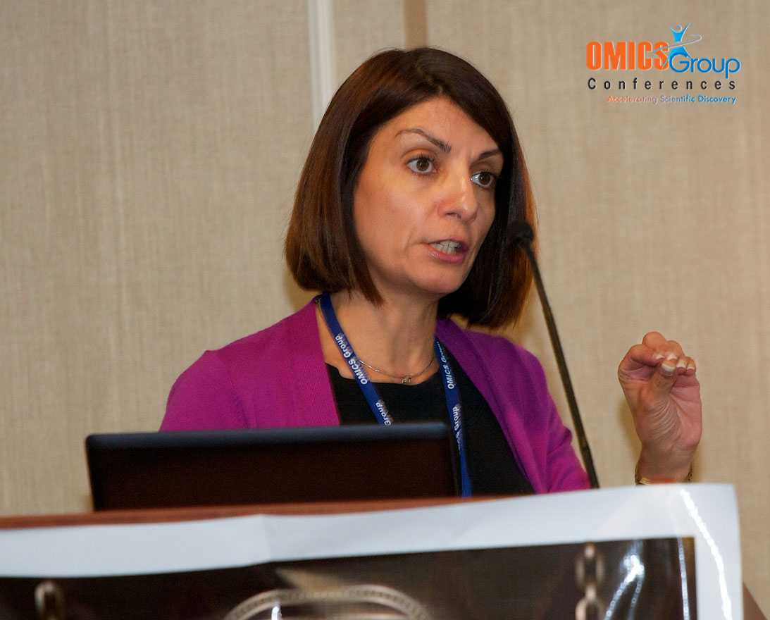 Parastoo Azadi | OMICS International