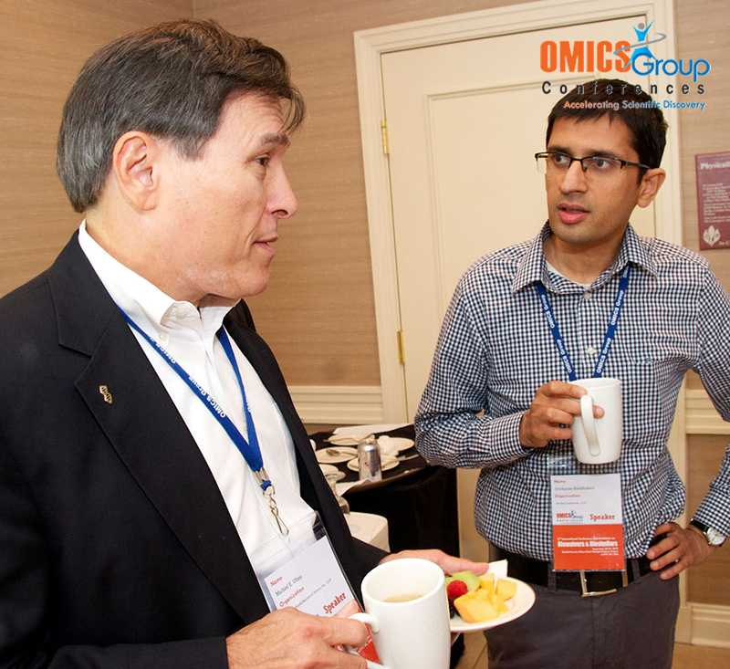 Sricharan Bandhakavi | OMICS International