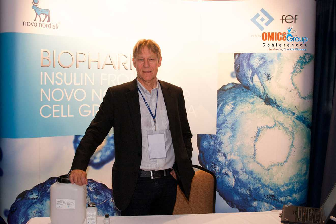 Martin Gleeson | OMICS International