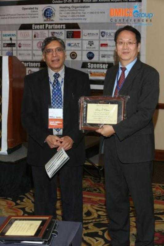 Ray T Chen | OMICS International