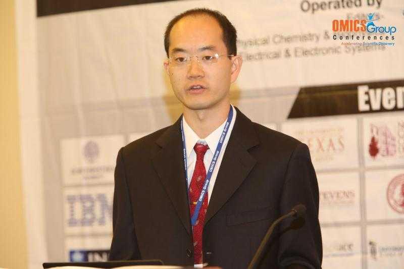 Victor Liu   OMICS International