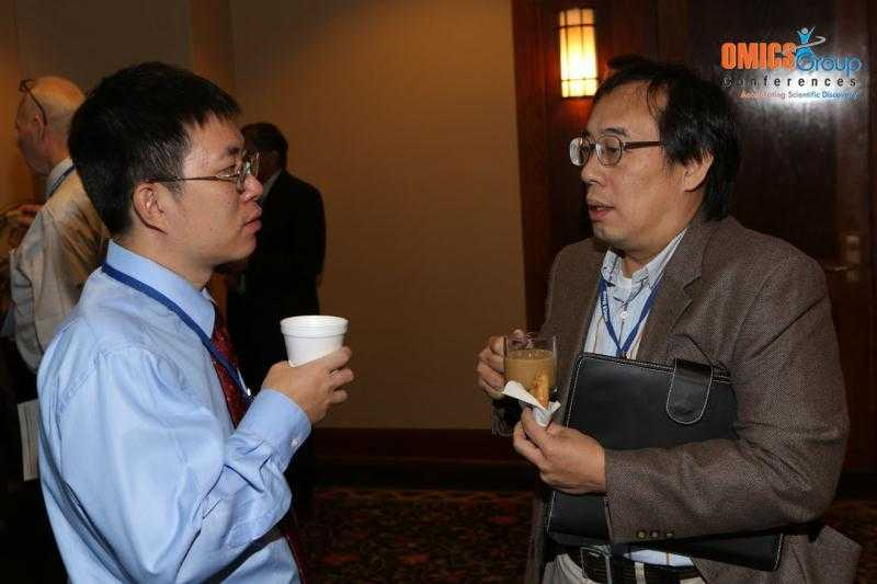 Wangyao Ge   OMICS International