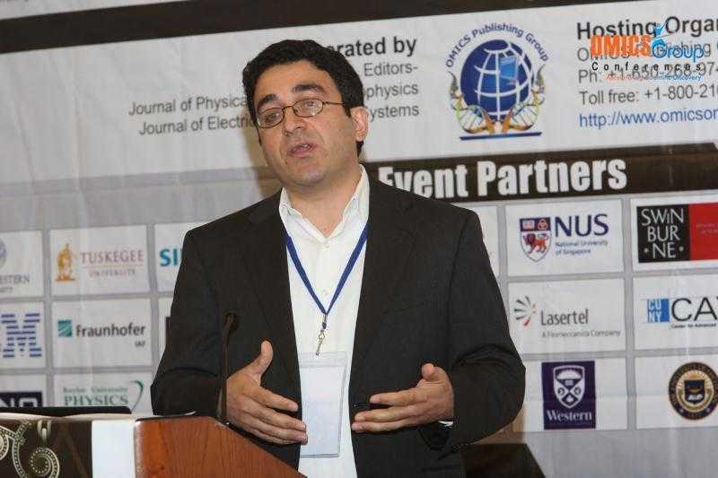 Ali A Eftekhar  | OMICS International