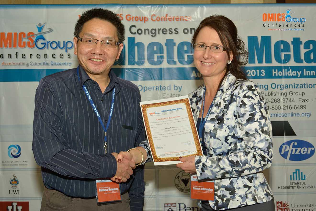 Fang Xu Jiang | OMICS International