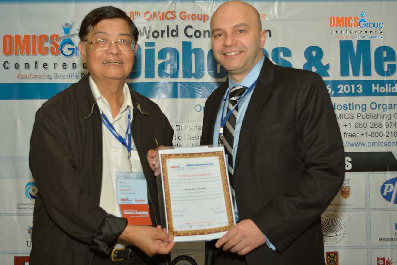 John S D Chan | OMICS International