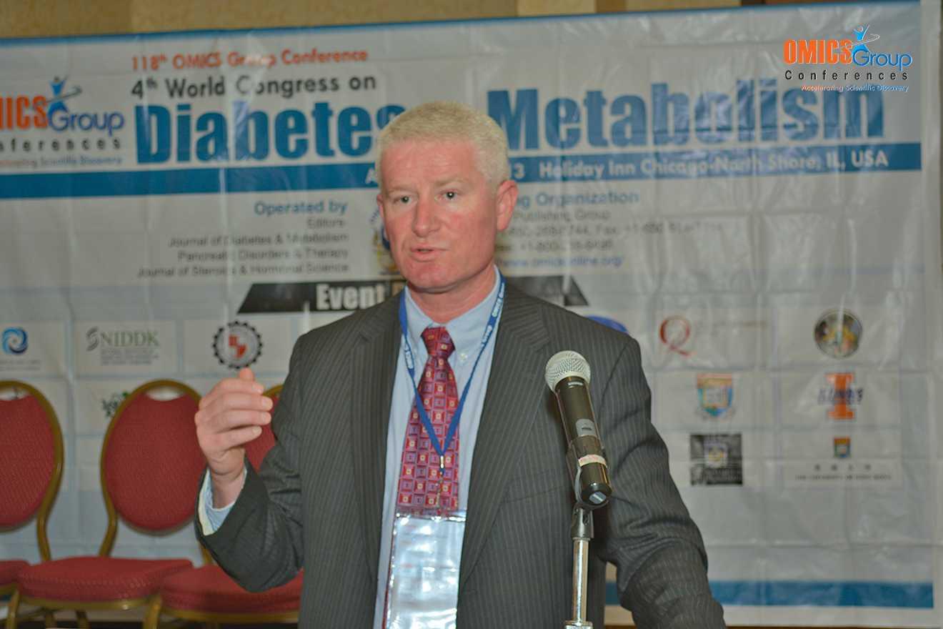 Jonathan David Buckley | OMICS International