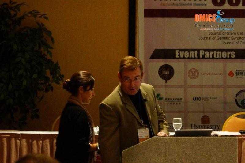 Austin J. Cooney   OMICS International