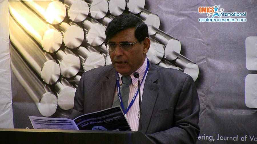 A S Khanna   OMICS International