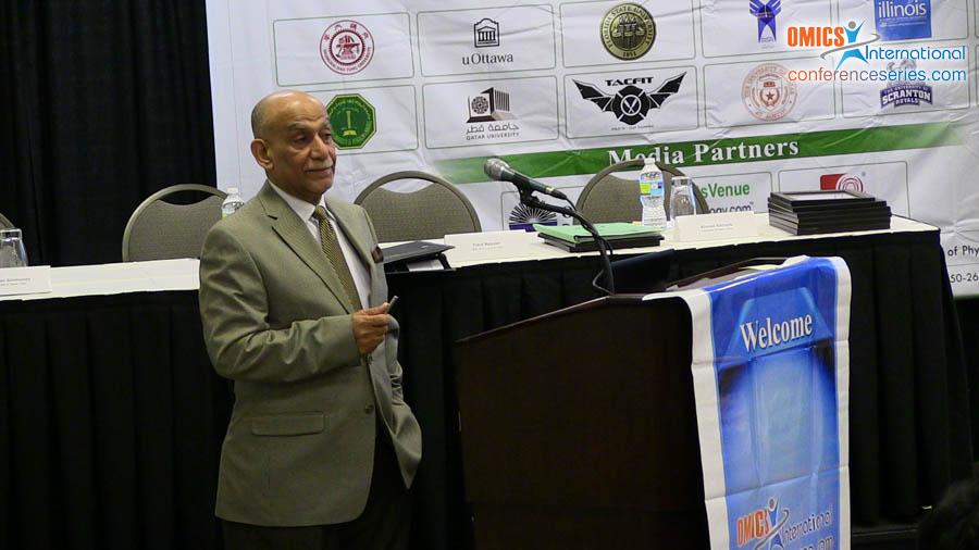 Abdulaziz Almustafa | OMICS International