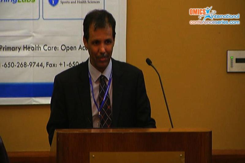Abdullah M Al-Shenqiti | OMICS International