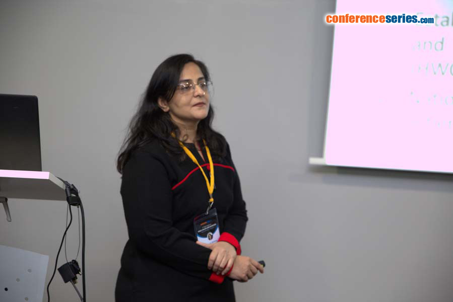 Abhiruchi Galhotra | Conferenceseries Ltd