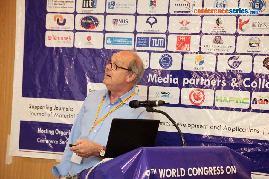 Adrianus M M Pruisken | Conferenceseries