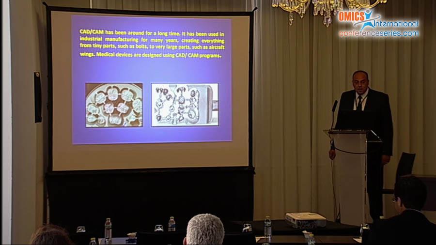 Ahmed Mohamed Ahmed Hamdy | OMICS International