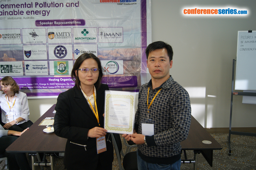 Ai-Lin Shen | OMICS International