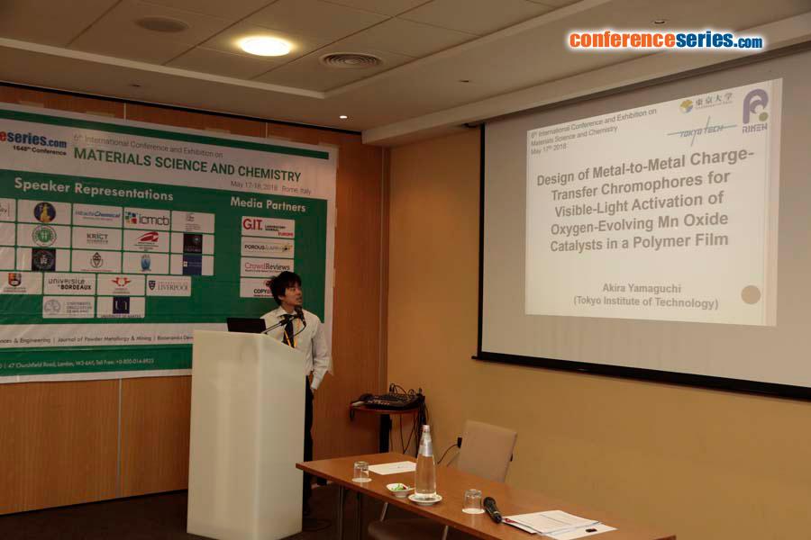 Akira Yamaguchi | Conferenceseries