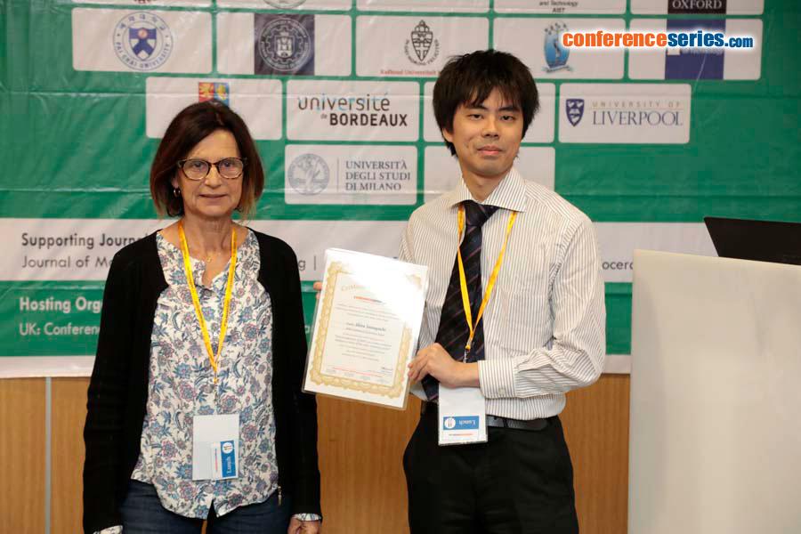 Akira Yamaguchi | OMICS International