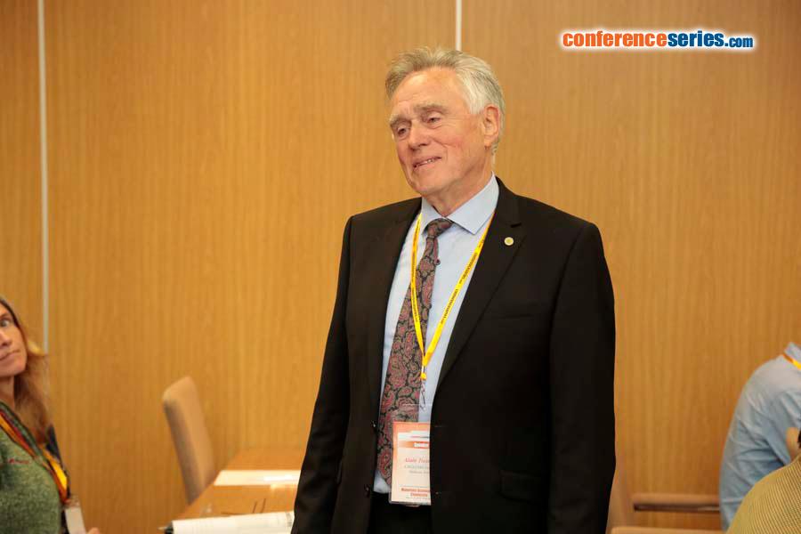 Alain Tressaud | Conferenceseries