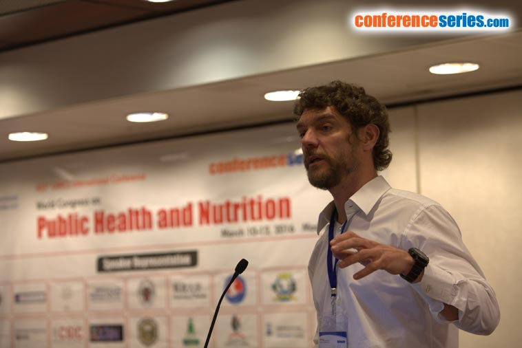Alberto Prieto Patron  | OMICS International