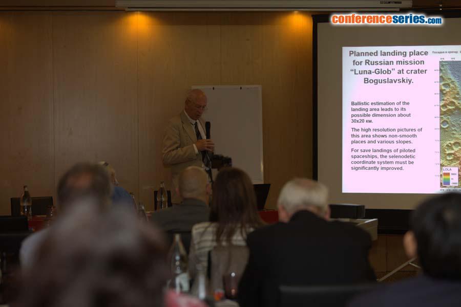 Alexander V. Bagrov | Conferenceseries