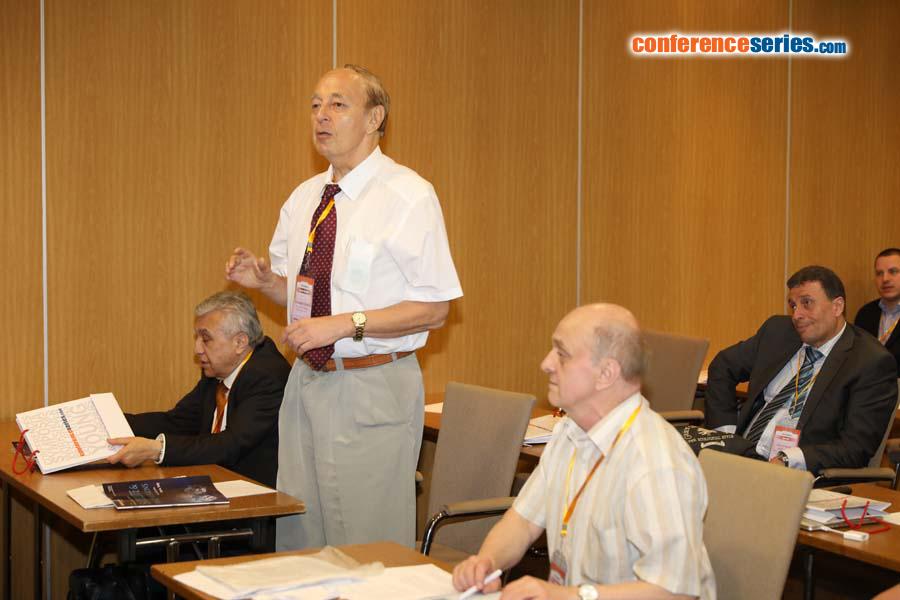 Alexander V Nebylov | Conferenceseries Ltd