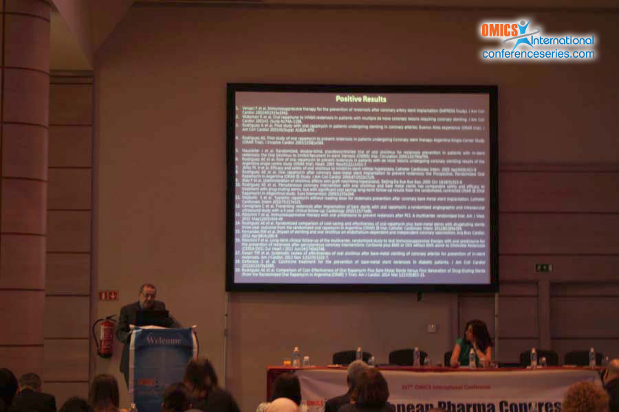 Alfredo E Rodriguez | OMICS International