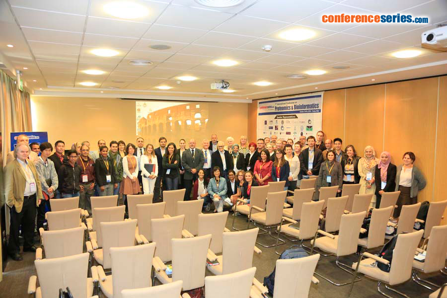 Alon Savidor   OMICS International