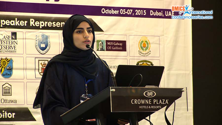Alya T. Al Blooshi  | OMICS International