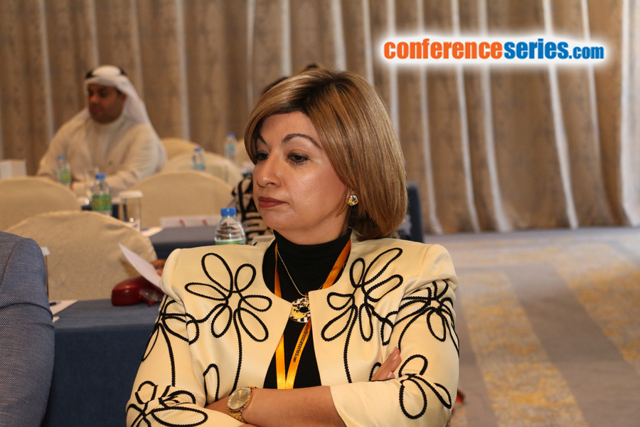 Amany Haroun El Rasheed | Conferenceseries