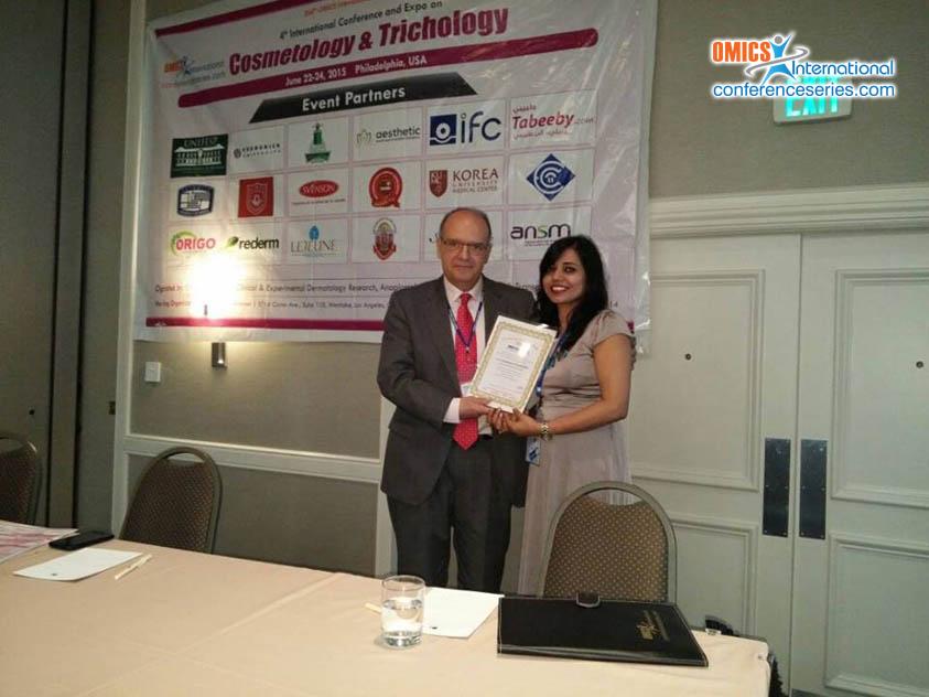 Anandmayi Priyadarshini   OMICS International