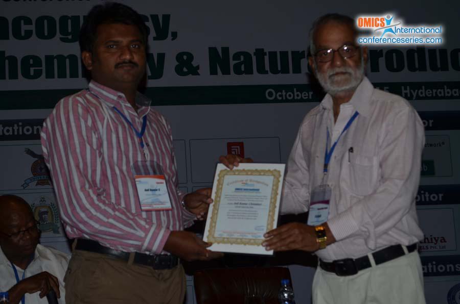 Anil Kumar Chintaluri | OMICS International