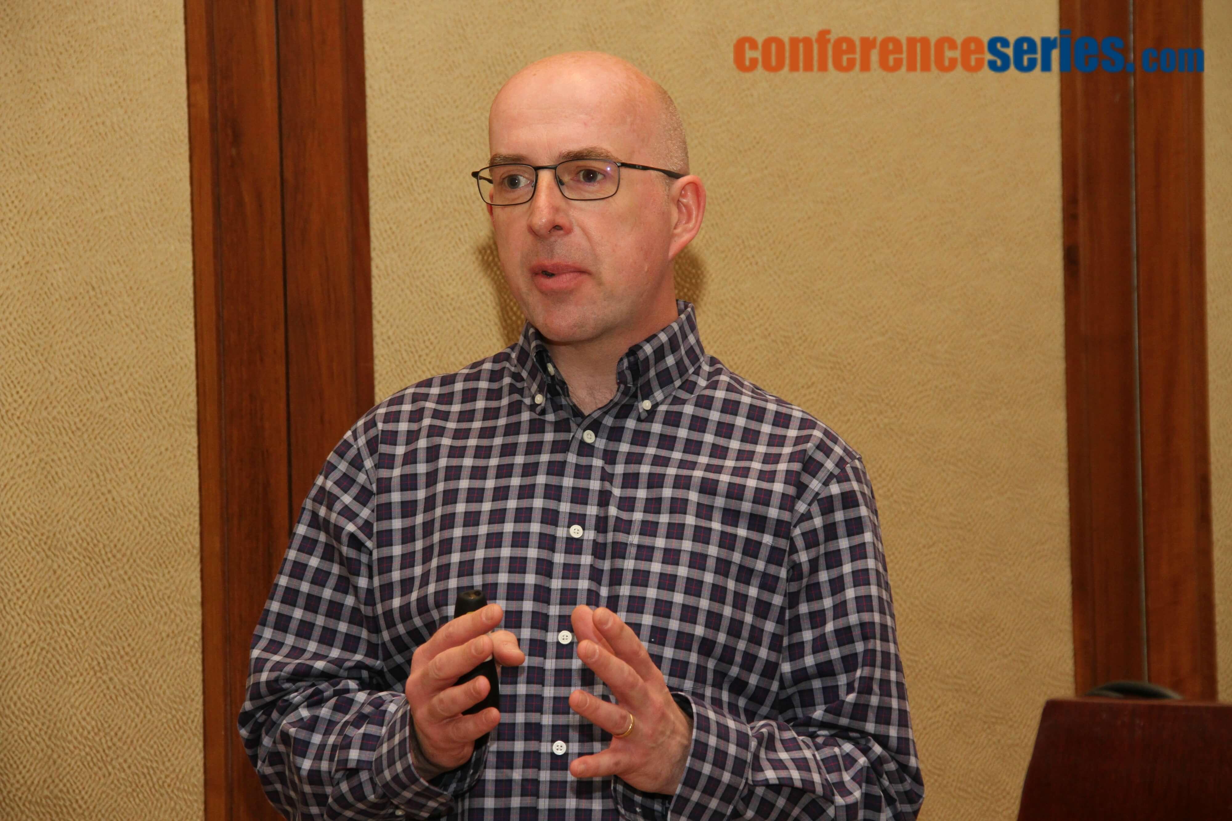 Anthony D.M. Curtis | OMICS International