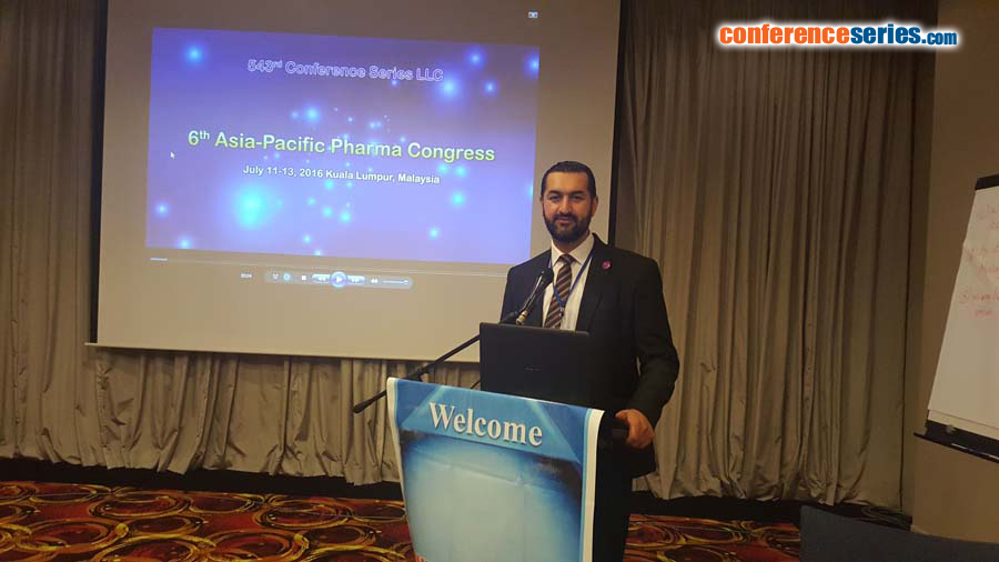 Aref Alabed | Conferenceseries Ltd