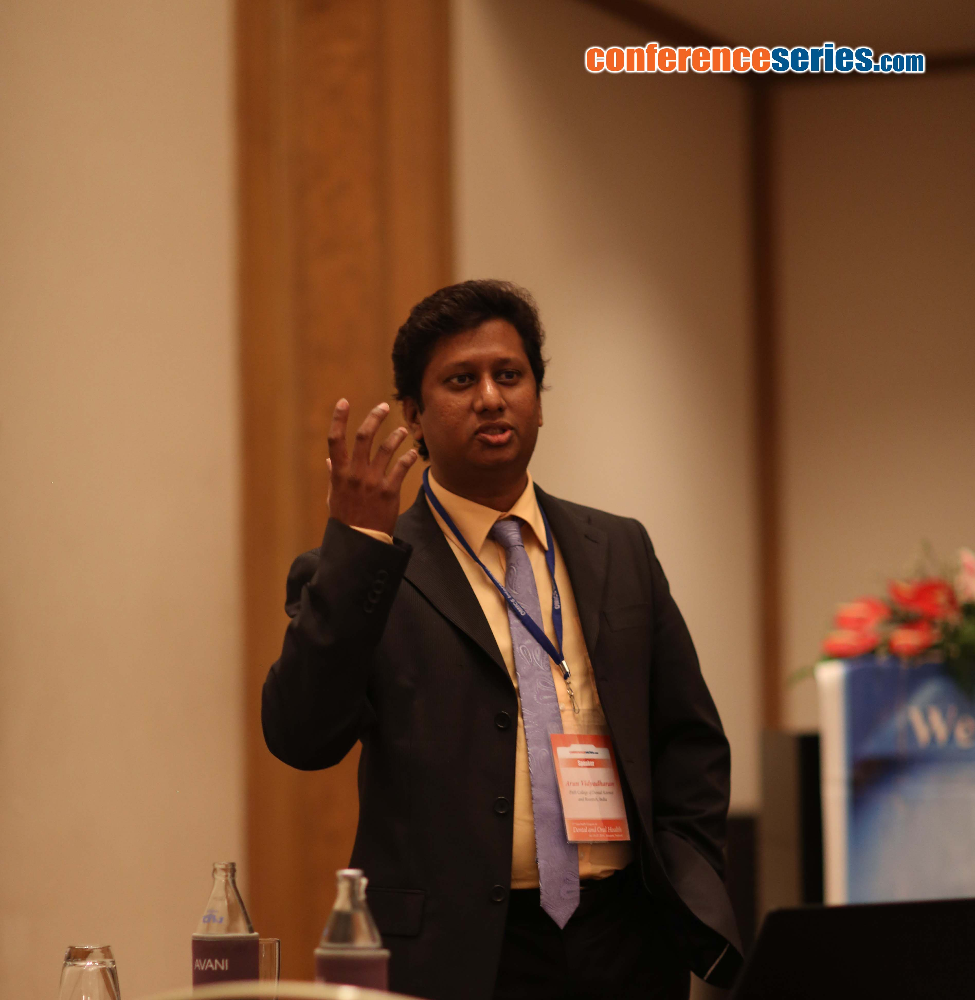 Arun Vidyadharan | OMICS International