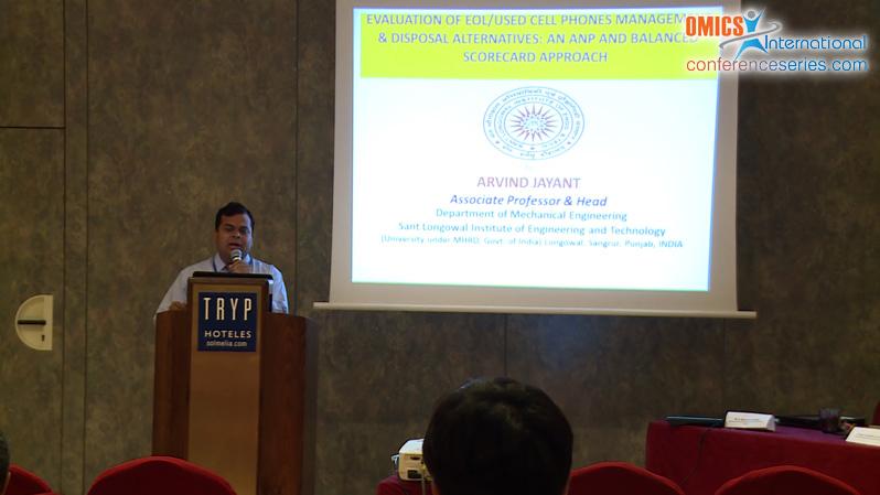 Arvind Jayant | OMICS International