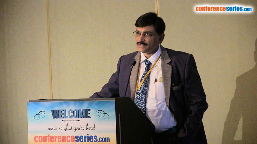 Ashish K Saxena | Conferenceseries