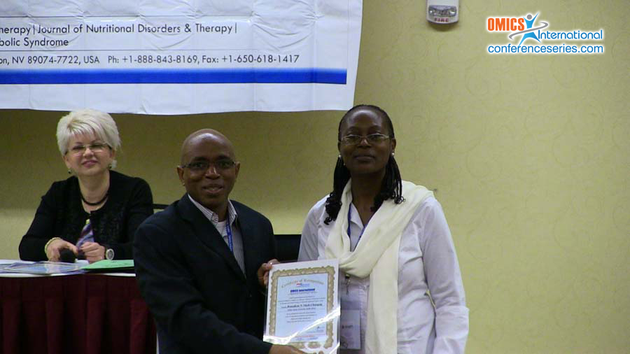 Benedicta N Nkeh-Chungag | OMICS International