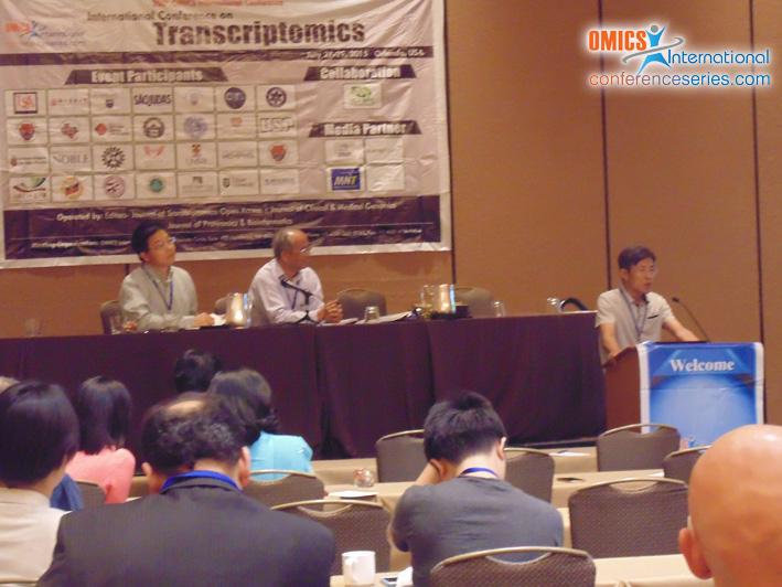 Bingsong Zheng | OMICS International