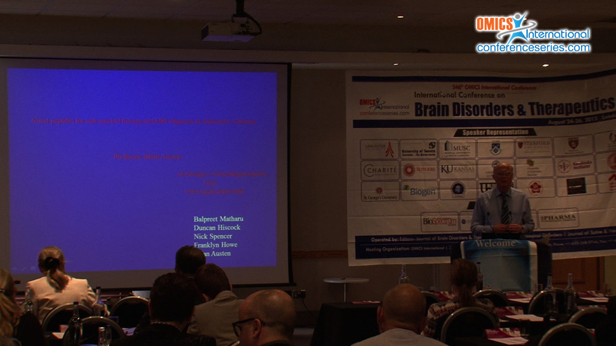 Brian M Austen  | Conferenceseries